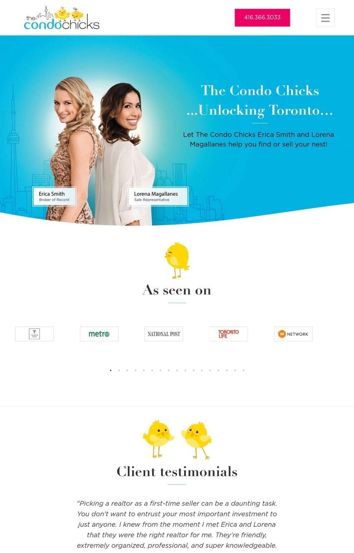 hostix homepage